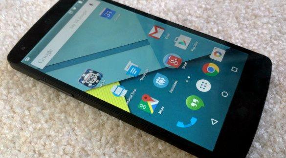 Android 5.1.1 Nexus 5 cuál es nuevo