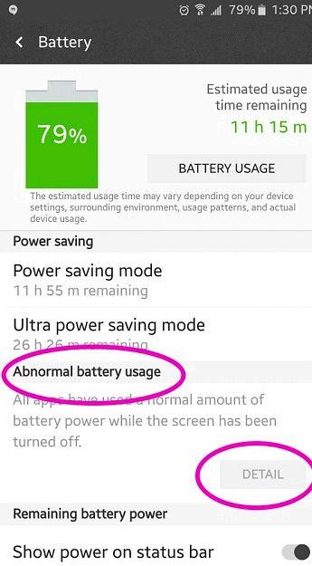 Android jäätyy soitettaessa