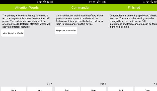 Android mistet vs wheres min droid