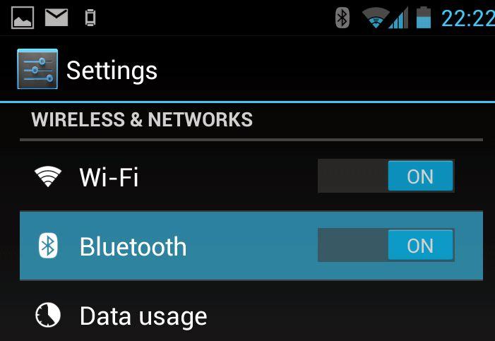 Android WiFi päälle kun liitettynä