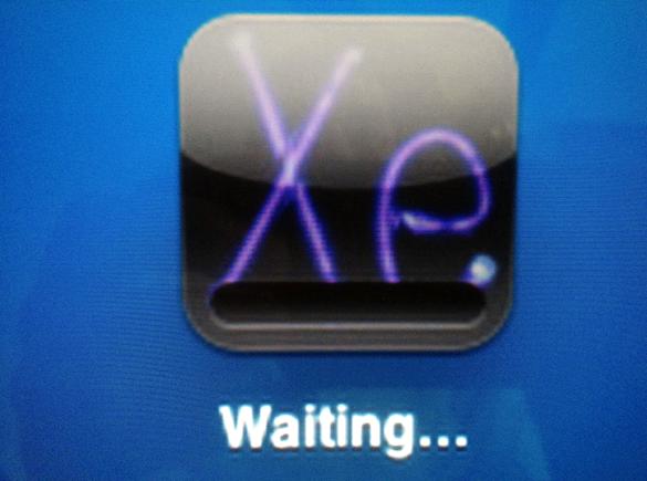 インストール時にアプリがフリーズします