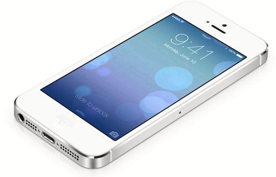 Apple iOS 7 nedladdning när