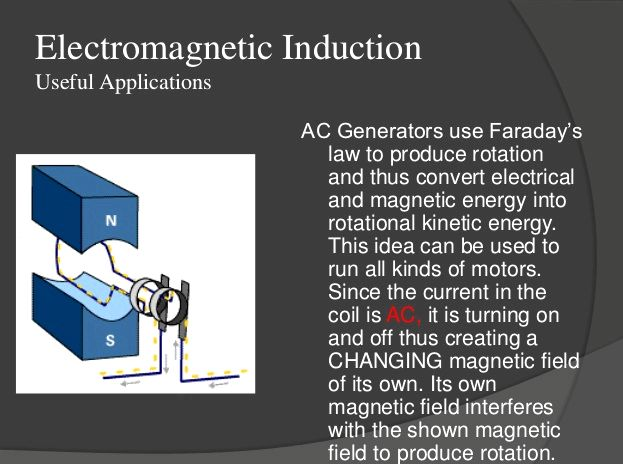 an essay on electromagnetic induction theory