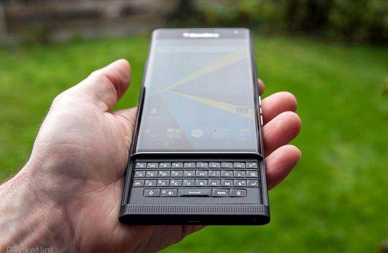échec général Blackberry lors de l'envoi email