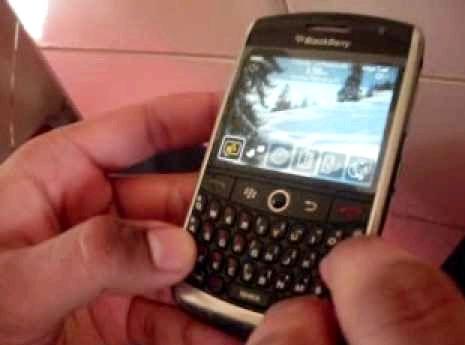 Blackberry pitää jäädyttäminen kun uudelleenkäynnistystä