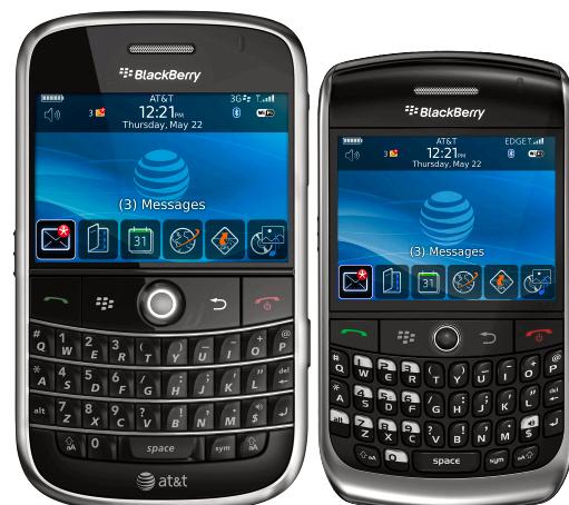 Blackberry ekki að senda tölvupóst reiki