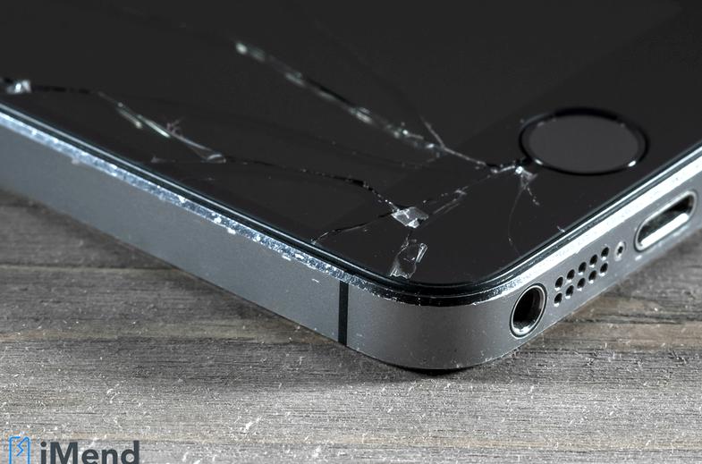 ne yapmalıyım kırık benim iphone 4 ekran