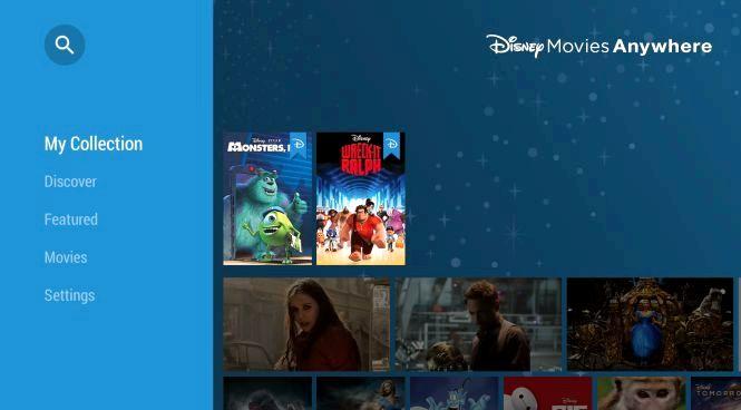 Disney myndum hvar app Roku