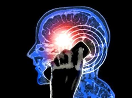 Gör mobiltelefoner avger strålning när den inte används
