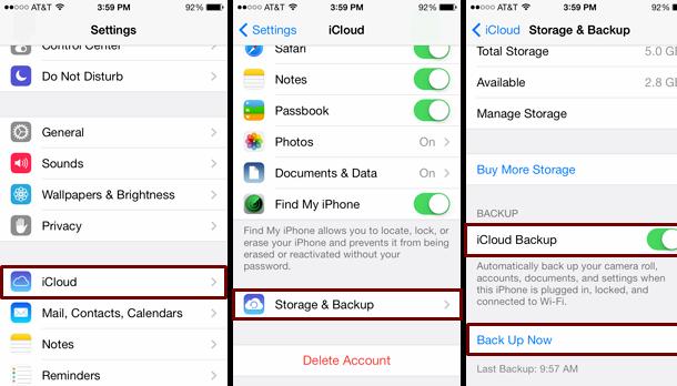 Förlorar du appdata vid återställning iphone