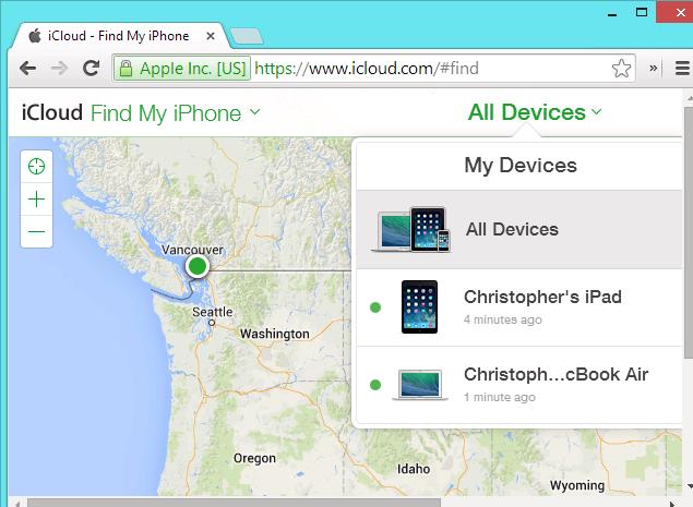 Ne trouver mon travail iphone lorsque le téléphone est éteint