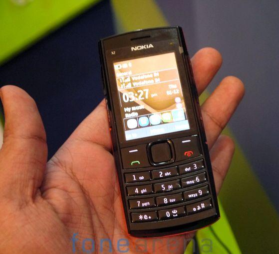 Frjáls whatapp fyrir Nokia x2-02