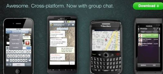 Why Whatsapp is not working properly on my nokia E63