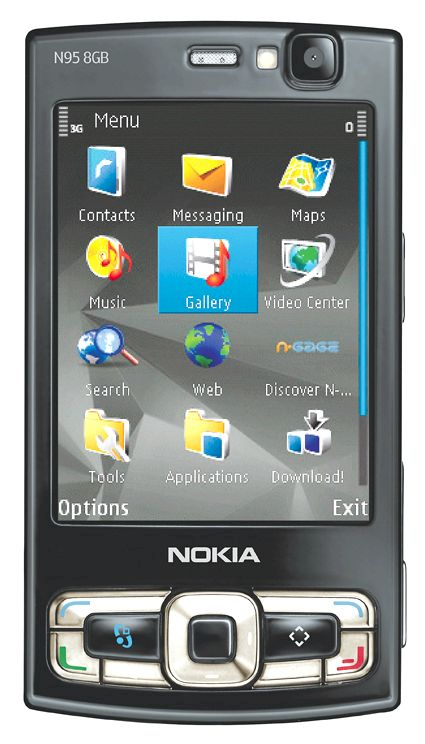 Last whatsup for Nokia N95 8GB
