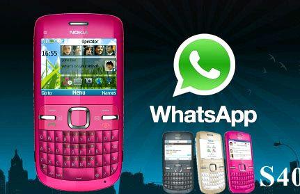 Scarica WhatsUp per Nokia x2 01 cellulare