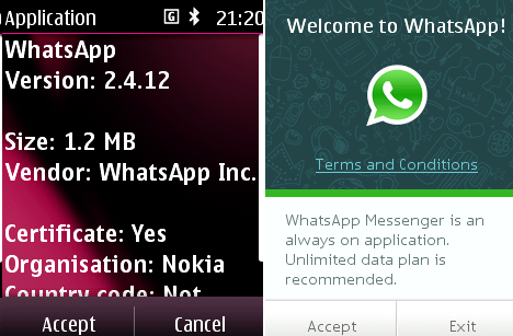Free download whatsap for nokia x3-02