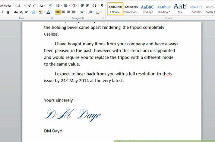 Bir şirket nasıl 2 yazma başvuru mektubu 2