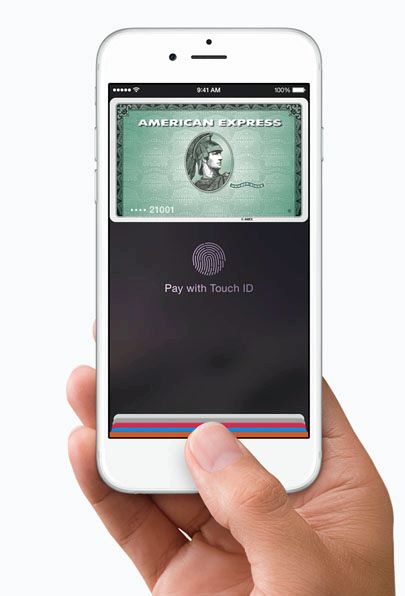 Comment Apple Pay fonctionne sur iphone