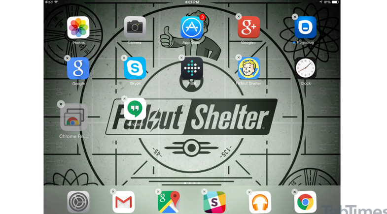 איך אני יכול למחוק אפליקציות מהאוויר ipad שלי