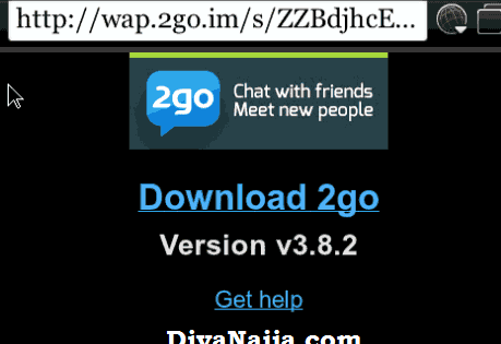 How can i download 2go on my java phone