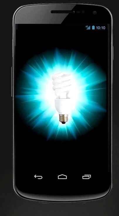 Wie kann ich laden Sie eine Taschenlampe auf mein Handy