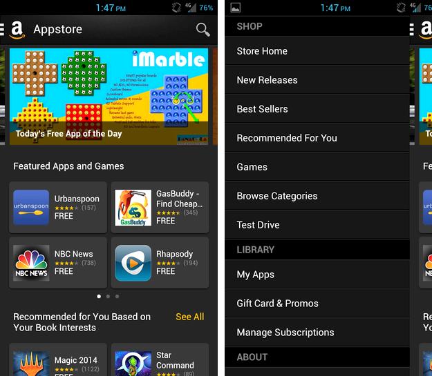 ¿Cómo puedo descargar aplicaciones sin necesidad de utilizar el mercado androide