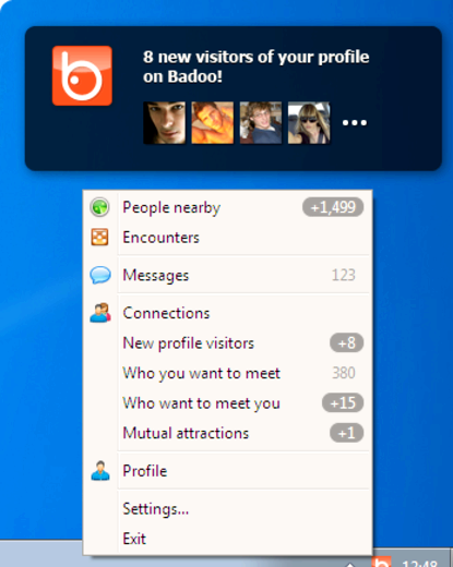 איך אני יכול להוריד Badoo לטלפון שלי