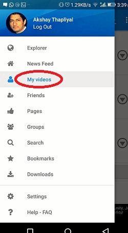 Come faccio a scaricare facebook app sul mio cellulare