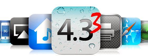 Como eu posso baixar iOS 4.3 no meu iphone 3g