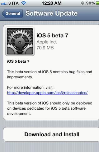Nasıl iPhone 3GS için ios 5 indirebilirsiniz