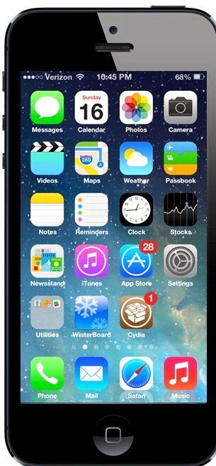 איך אני יכול להוריד ios 7 על האייפון 3GS שלי