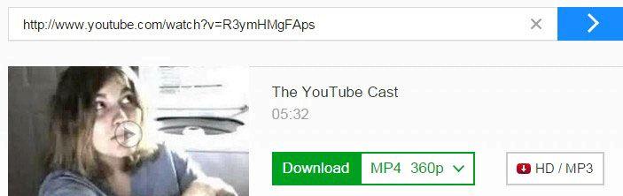 Comment puis-je télécharger des films à partir de YouTube sur mon téléphone