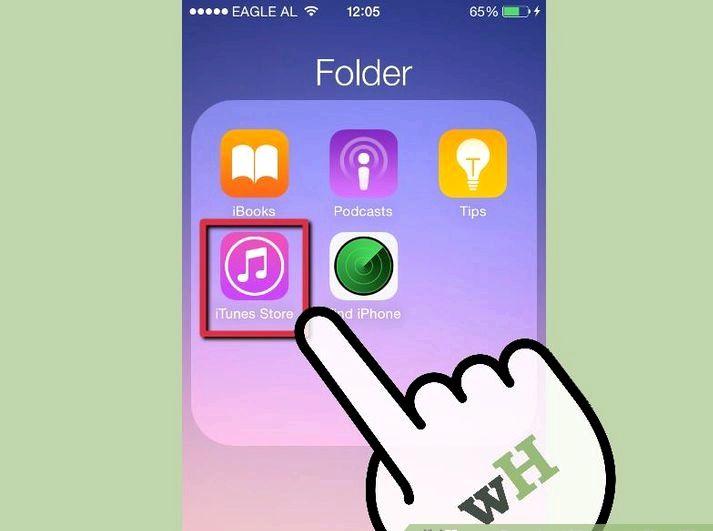 flytte musikk fra iphone til itunes