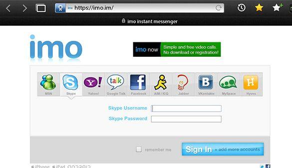 ¿Cómo puedo descargar Skype en mi Blackberry Bold 9700