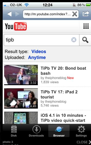 Hur kan jag ladda ner filmer från internet till iPhone