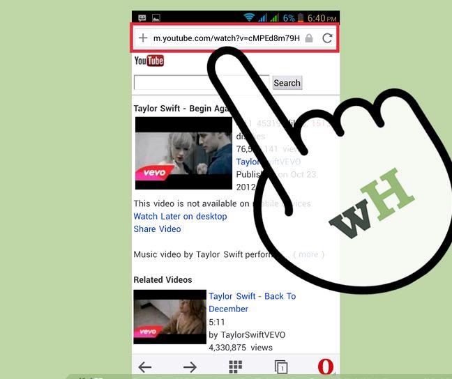Ben cep telefonu kullanarak youtube videoları indirebilirsiniz nasıl