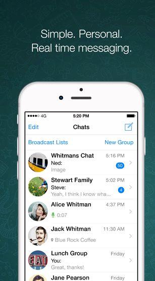 Nasıl ücretsiz benim iphone 4 whatsapp indirebilirsiniz