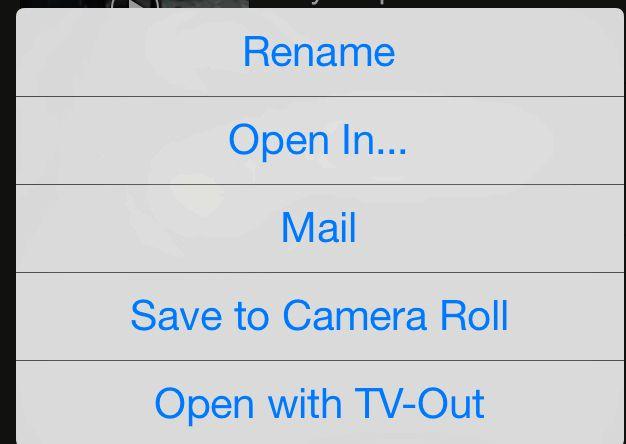 Nasıl benim iphone kamera rulo youtube videoları indirebilirsiniz