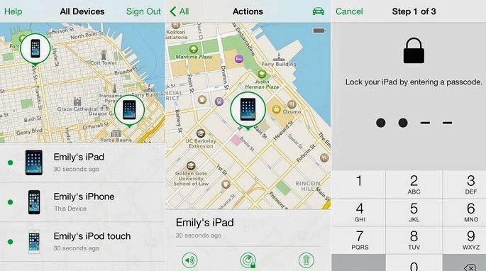 ben app olmadan benim iphone 4 nasıl bulabilirim