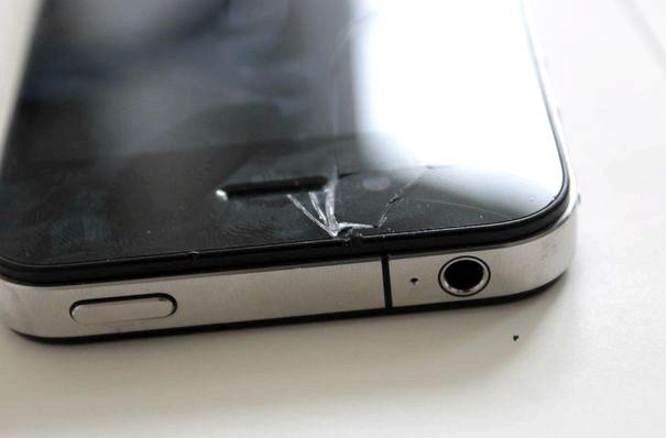Nasıl benim paramparça iphone 4 ekran düzeltebilirim
