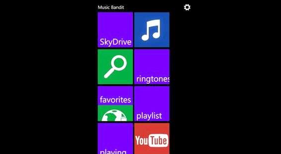 ¿Cómo puedo escuchar la música libre en mi teléfono ventanas
