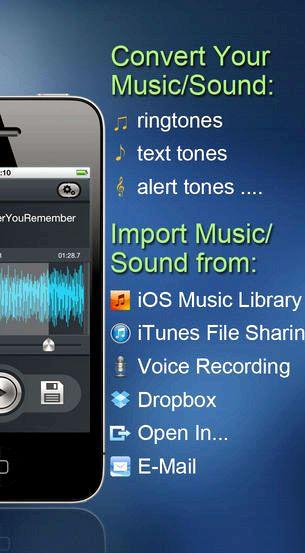 Nasıl iphone 4 için kendi metin sesleri yapabilir