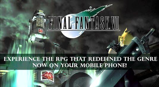 Hvernig get ég spilað Final Fantasy 7 á Android minn