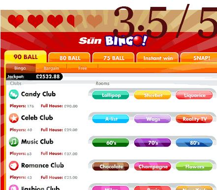 Como posso jogar bingo sol no iPad
