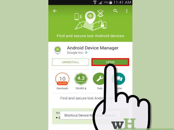 ¿Cómo se puede realizar un seguimiento de mi teléfono androide
