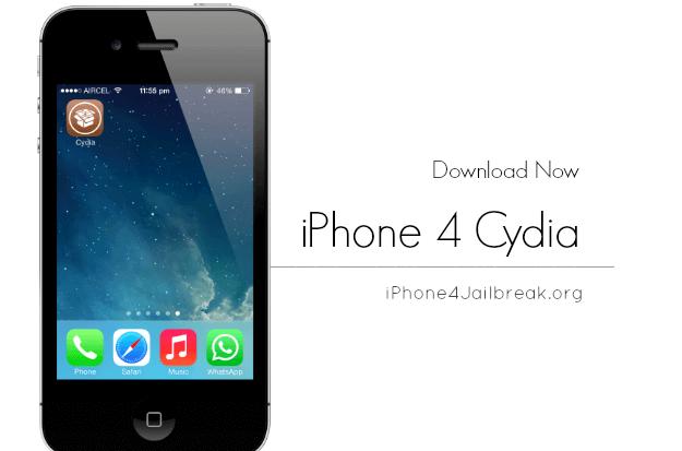 Como eu baixar Cydia para iphone 4s