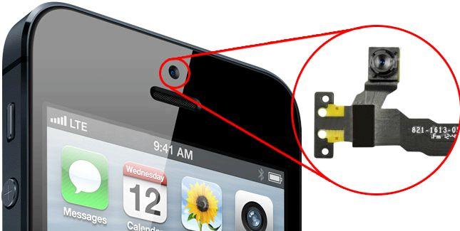 Nasıl iphone 5 kamera işleri