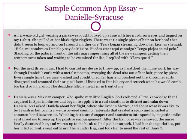 college application essay how long College essay one prompt: please submit a one-page, single-spaced essay that explains why you have chosen state university and your particular major(s), department(s) or program(s) state university and i possess a common vision.