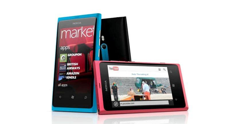 Kaç kameralar 800 var Nokia Lumia yapar