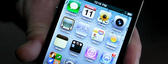 Kaç iphone apps orada 2011